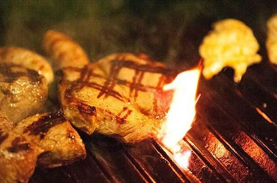 Chicano's: chicken from the grill