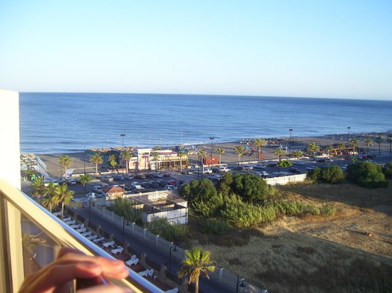 Marconfort Beach Club Hotel: view from balcony