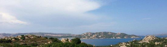 Hotel Capo D'Orso Thalasso & Spa : Palau