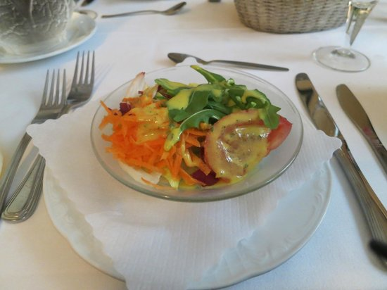 Restaurant Krameramtsstuben: salad serving