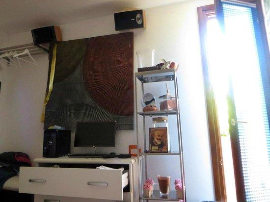 San Siro 47: Camera Pamela