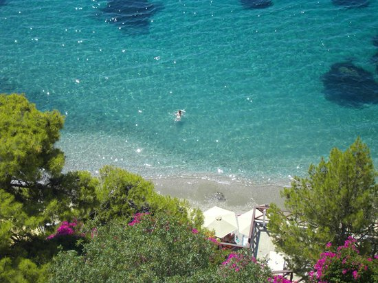 Sirene Blue Resort : paralia