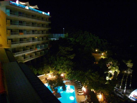 Sirene Blue Resort : roof garden