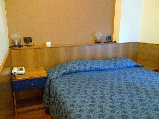 Hotel Esperia: camera