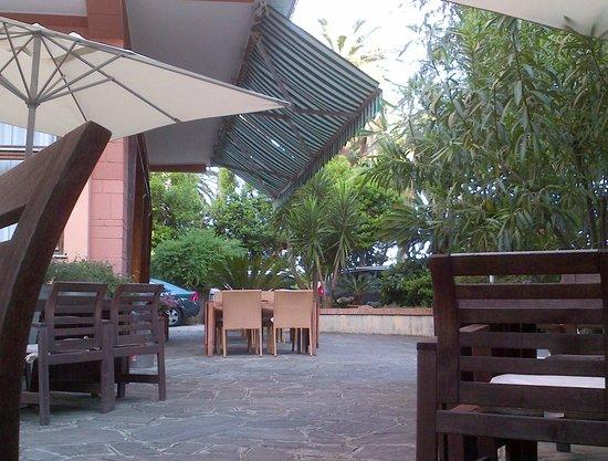 Hotel Esperia : giardino