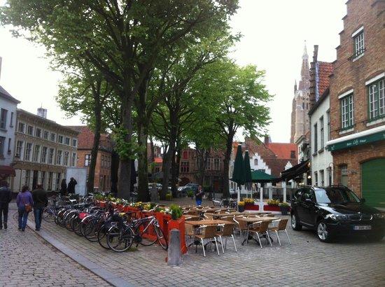 Ibis Brugge Centrum: Walplein