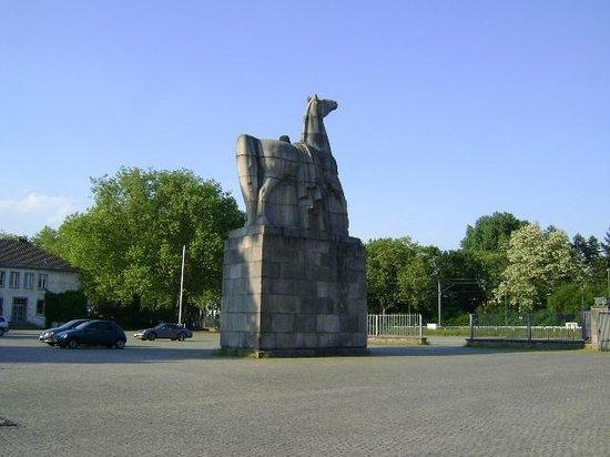 Nordpark, Düsseldorf, Alemania.