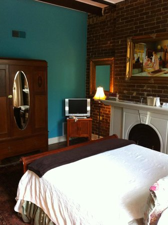 Savannah Bed & Breakfast Inn : Turkish Room