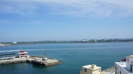 MF Hotel Penghu: View from my room