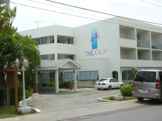 Time Out Hotel: time out at the gap