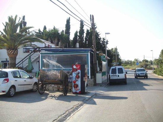 Pierre & Vacances Apartamentos Mallorca Vista Alegre: gute Bogeda an der Straße
