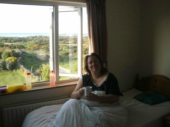 Rush Lake House: so wacht man doch gerne auf, Zimmer mit Aussicht und Kaffee im Bett
