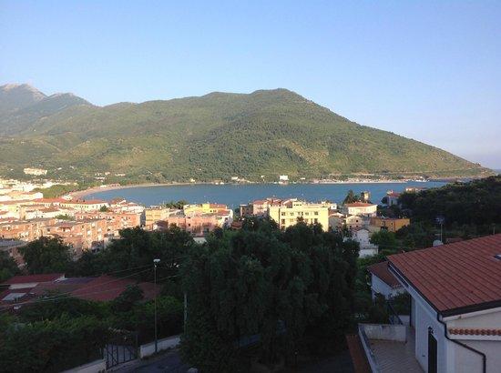 Elios Residence : Vista fantastica!