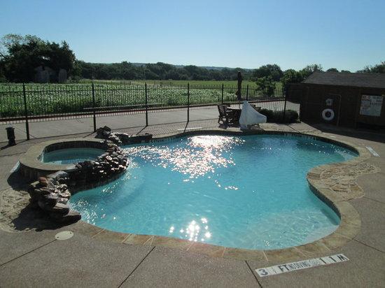 Velkommen Inn: Outdoor Pool