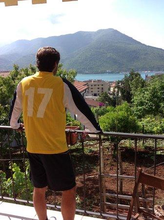 Elios Residence : Vista da terrazza colazione