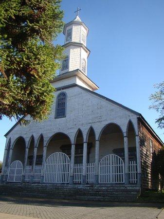 Nuestra Senora de los Dolores Church: Vista frontal da igreja
