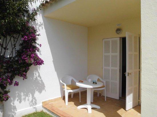 Pierre & Vacances Apartamentos Mallorca Vista Alegre: Terrasse