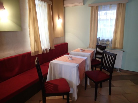 Hotel Kriva Cuprija II: Dining room