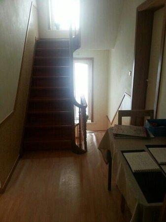 B&B Hortensia: stairwell