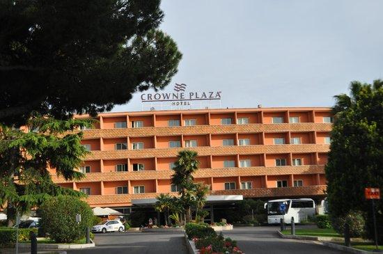 คราวน์พลาซ่า โรม เซนท์ปีเตอส์: Вид отеля!