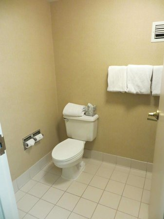 Fairfield Inn & Suites Boston North: The usual