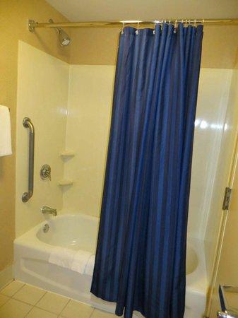Fairfield Inn & Suites Boston North: Standard Bathroom