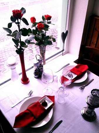 Salvatores Trattoria : romantik