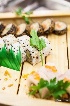 Wok Sushi  Este