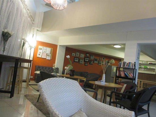 Link Corner Hostel Bangkok: comfort zone