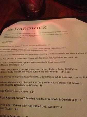 The Hardwick Foto