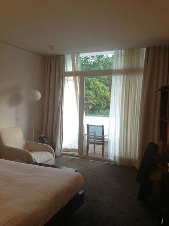 Hotel Quinta das Lagrimas: Quarto da parte nova