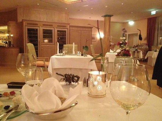 Restaurant Caroussel im Buelow Palais: restaurant iç mekan