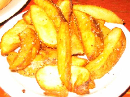 Phoenix Saloon: Da Fries