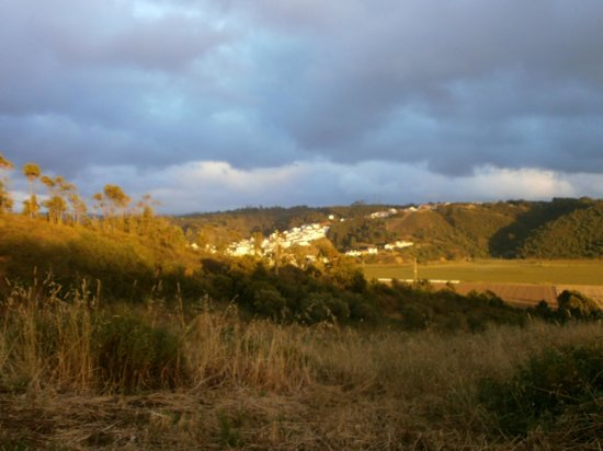 Montes de Baixo: View from the house