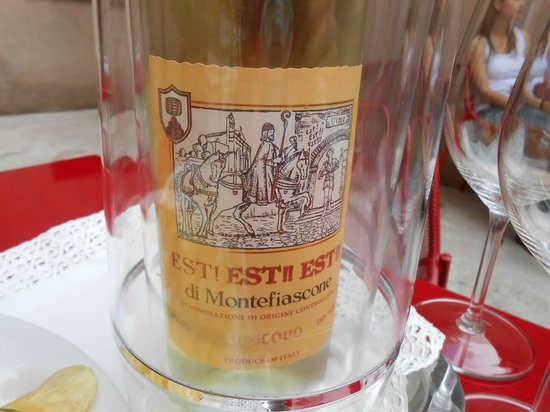 Hotel de Rome: €12 wine