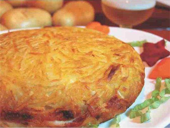 Bartatas Restaurante e Chopperia: Bartata Rosti - 20 opções de recheios