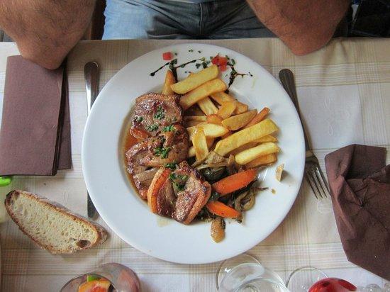 Restaurant Fruits De Mer Contis