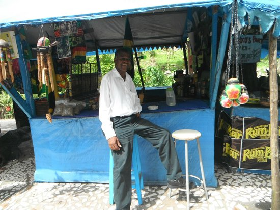 Kenneth's Jamaican Dream Vacation - Tours: Mr. Ken