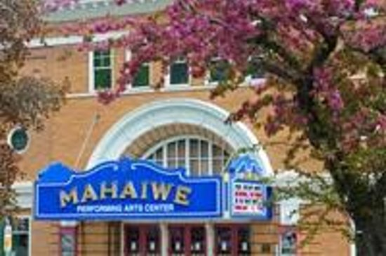 Mahaiwe Performing Arts Center : Dynamic open year-round performing arts center.