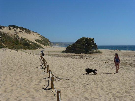 Quinta do Miguel : Praia do Meco - nahegelegener Strand