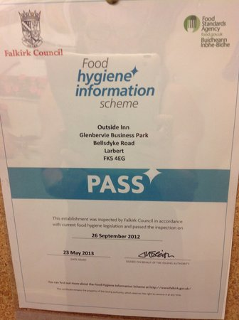 How To Get A Food Hygiene Certificate Scotland