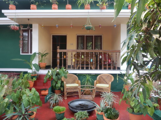 Green House Home Stay : Feel at home