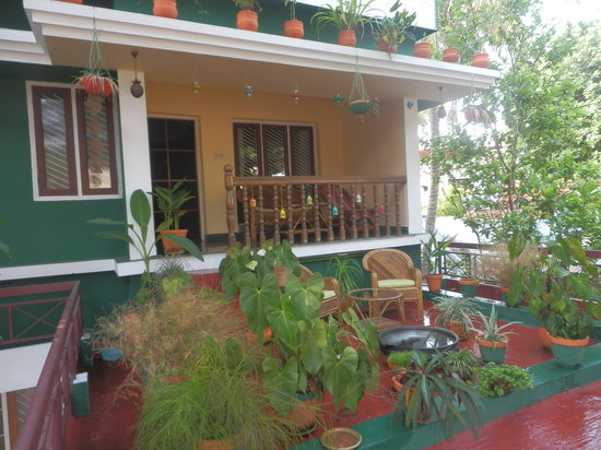 Green House Home Stay: Enjoy your stay in fort cochin