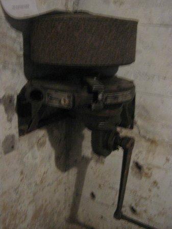 Le Kahl Burg : système de ventilation intérieur