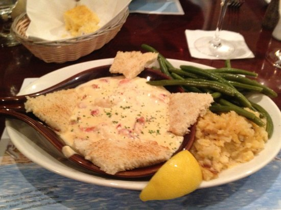 Lobster Newburg Picture Of Riverway Lobster House South Yarmouth TripAdv