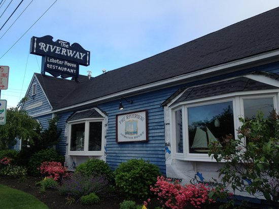outside - Picture of Riverway Lobster House, South Yarmouth - TripAdvisor