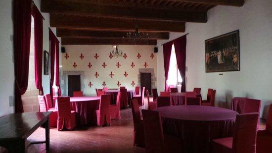 Chateau des Ducs de Joyeuse : Salle de séminaire ou mariage