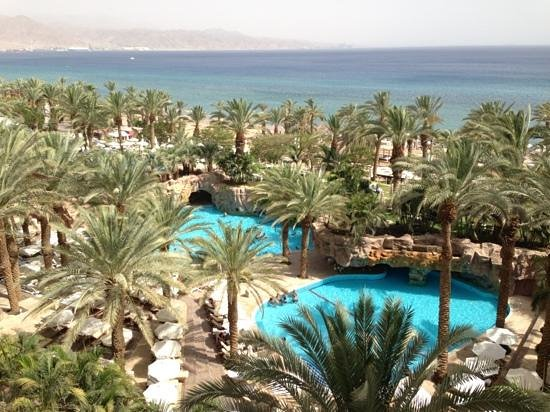 Royal Beach by Isrotel Exclusive Collection: View from the room