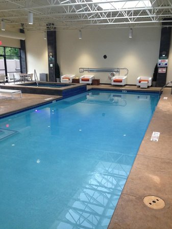Holiday Inn & Suites Charleston West : Pool