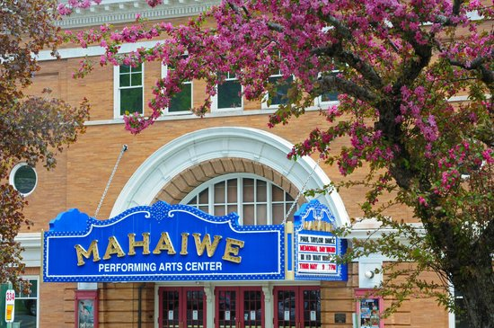 Mahaiwe Performing Arts Center: Spring and Summer are beautiful times to visit! (photo by Stephen G. Donaldson photography)